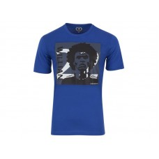 Men Chelsea #22 Willian Blue T-Shirt