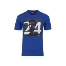 Men Chelsea #24 Gary Cahill Blue T-Shirt