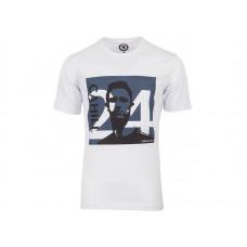 Men Chelsea #24 Gary Cahill White T-Shirt
