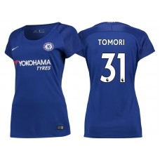 Women - Chelsea 2017/18 Fikayo Tomori #31 Blue Home Jersey - Authentic