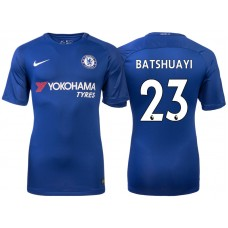 Chelsea 2017/18 Michy Batshuayi #23 Blue Home Jersey - Authentic