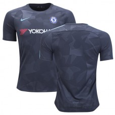 Chelsea 2017/18 Third Anthracite Camouflage Jersey - AUTHENTIC
