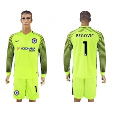 los angeles c7328 3583d Premier League Chelsea Goalkeeper Jersey Online Shop
