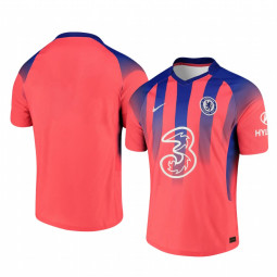 YOUTH - Chelsea Replica Jersey 2020-21 Pinkish Third Replica Jersey