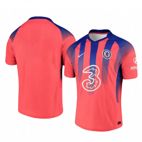 YOUTH - Chelsea Authentic Jersey 2020-21 Pinkish Third Authentic Jersey