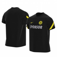 YOUTH - Chelsea 2021-22 Black Training Replica Jersey
