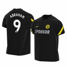 Chelsea 2021-22 Tammy Abraham Black Training Authentic Jersey