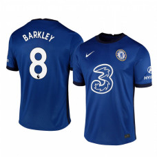 WOMEN - Chelsea 2020-21 Ross Barkley Home Shades Blue Replica Jersey