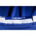 Adult Men's 16/17 Chelsea #19 Diego Costa Blue Home Long Sleeve Replica Jersey - 2016/17 Premier League Soccer Shirt