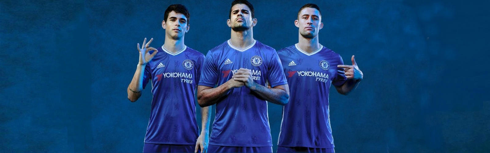 Chelsea 2016/17 Authentic, Replica Jersey For Youth and Women