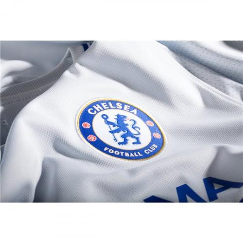 Youth Chelsea 2017 18 Eden Hazard 10 White Away Jersey
